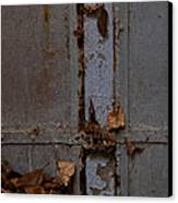 Everything Rests Eventually Canvas Print by Odd Jeppesen
