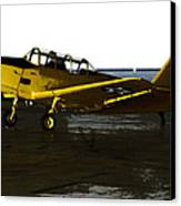Fairchild Pt-26 Canvas Print by Steven  Digman
