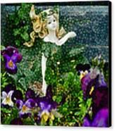 Fairy Dust  Canvas Print by Steve Taylor