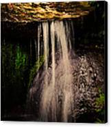 Fairy Falls Canvas Print by Loriental Photography