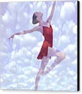 Feels Like Heaven Canvas Print by Steve K