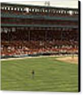 Fenway Park - Early Version Canvas Print by David Bearden