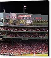 Fenway Park Canvas Print by Juergen Roth