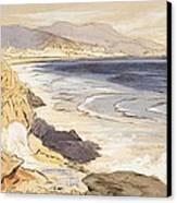Finale Canvas Print by Edward Lear