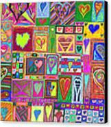 find U'r love found v6 Canvas Print by Kenneth James