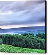 Finger Lakes Landscape Canvas Print by Steven Ainsworth