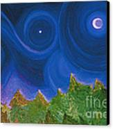 First Star Wish By Jrr Canvas Print by First Star Art