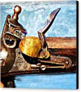 Flintlock Canvas Print by Marty Koch