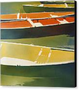 Floaters Canvas Print by Kris Parins