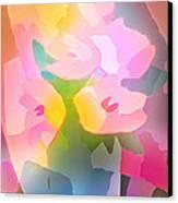 Flower Deco IIi Canvas Print by Lutz Baar