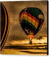 Following Amazing Grace Canvas Print by Bob Orsillo