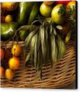 Food - Veggie - Sage Advice  Canvas Print by Mike Savad