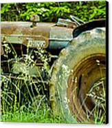 Fordson Major Diesel Two Canvas Print by Robert J Andler