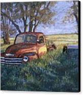 Forgotten But Still Good Canvas Print by Jerry McElroy