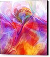 Fractal Desire Canvas Print by Lutz Baar