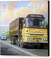 Frank Tucker's Erf. Canvas Print by Mike  Jeffries