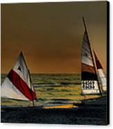 Free Spirits Canvas Print by William Griffin