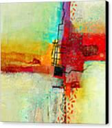 Fresh Paint #2 Canvas Print by Jane Davies