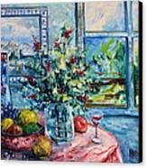 Fresh Spring Canvas Print by Leonard Holland