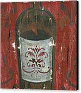 Friendships Like Wine Canvas Print by Debbie DeWitt