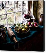 Fruits Of Harvest Canvas Print by Peter Chilelli