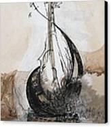 G Note Canvas Print by Mirela Vasile