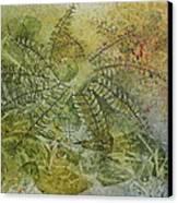 Garden Mist Canvas Print by Patsy Sharpe