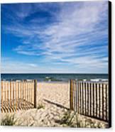 Gateway To Serenity Myrtle Beach Sc Canvas Print by Stephanie McDowell