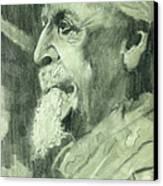 General Lee Canvas Print by Luis  Navarro