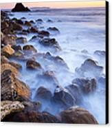 Ghost Coast  Canvas Print by Adam Pender