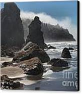 Giants Of Trinidad Canvas Print by Adam Jewell