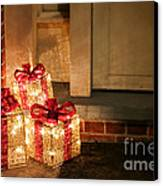 Gift Of Lights Canvas Print by Olivier Le Queinec