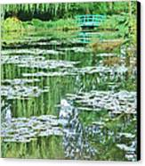 Giverny Canvas Print by Olivier Le Queinec
