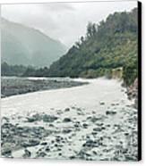Glacial River Canvas Print by MotHaiBaPhoto Prints