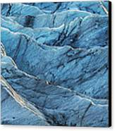 Glacier Blue Canvas Print by Jon Glaser