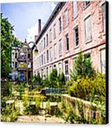 Glencoe-auburn Hotel In Cincinnati Picture Canvas Print by Paul Velgos