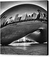 Glowing Bean Canvas Print by Sebastian Musial