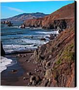Gorgeous Sonoma Coast Canvas Print by Garry Gay