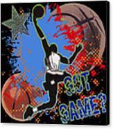 Got Game? Canvas Print by David G Paul
