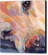 Grace Canvas Print by Kimberly Santini
