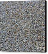 Grainy Sand Canvas Print by Michael Mooney