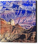 Grand Canyon And The Colorado River Canvas Print by James Steele