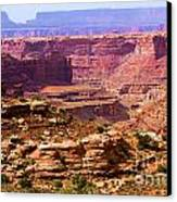 Grand Canyon Of Utah Canvas Print by Adam Jewell