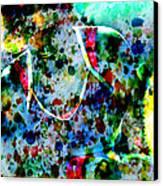 Grand Slam Canvas Print by Brian Reaves