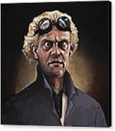 Great Scott Canvas Print by Richardson Comly