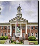 Greeneville Town Hall Canvas Print by Heather Applegate