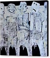 Grego No.1 Canvas Print by Mark M  Mellon