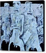 Grego No.4 Canvas Print by Mark M  Mellon