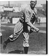 Grover Cleveland Alexander 1915 Canvas Print by Unknown