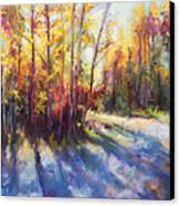 Growth Canvas Print by Talya Johnson